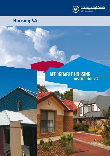 Affordable homes design guidelines.pdf - sa.gov.au