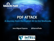 Asia-14-Esparza-PDF-Attack-A-Journey-From-The-Exploit-Kit-To-The-Shellcode