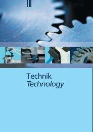 Technik - Atlas International