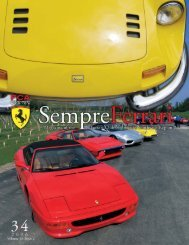 Volume 13 Issue 2 - March/April 2006 - Ferrari Club of America ...