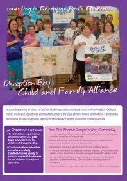Child and Family Alliance Child and Family Alliance - Working Planet