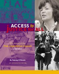 Access to Justice for All - FLAC