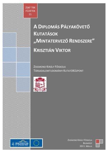 mintatervező rendszere - Zskf.hu