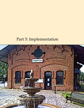 Part 5: Implementation
