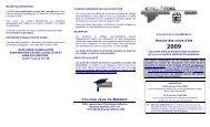 Horaire des cours d'été - Collège Jean-de-Brébeuf