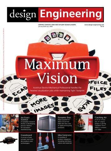 Autovue Design Engineering Maximum Vision - Oracle