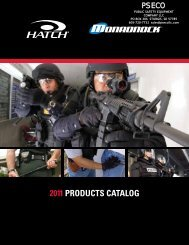 hatch catalog - Public Safety Equipment Company LLC