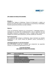 documento - Dirección General de Bibliotecas
