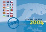 Facts about Euro Fair Statistics - Aefi