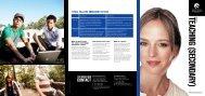 Teaching (SecOnDaRY) - KOM Consultants