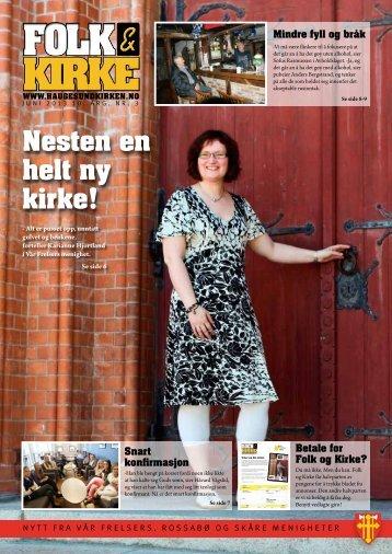 KIRKE KIRKE - Haugesund Kirke - Den norske kirke