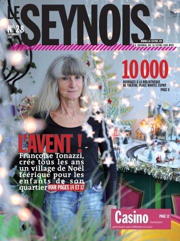 Télécharger le magazine - La Seyne-sur-Mer