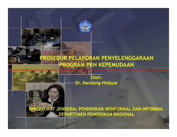 Prosedur dan Mekanisme Pelaporan Penyelenggaraan Program PKH