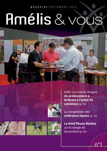 Magazine 24p Amelis et vous_Mise en page 1 - Amélis