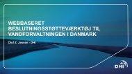 Niels Oluf Zeilund Jessen, DHI - ATV - Jord og Grundvand