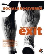 Socialrådgiveren nr. 8, 13. juni 2013 - Dansk Socialrådgiverforening
