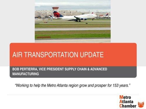 Bob Pertierra, Vice President of Supply Chain & Advanced ...