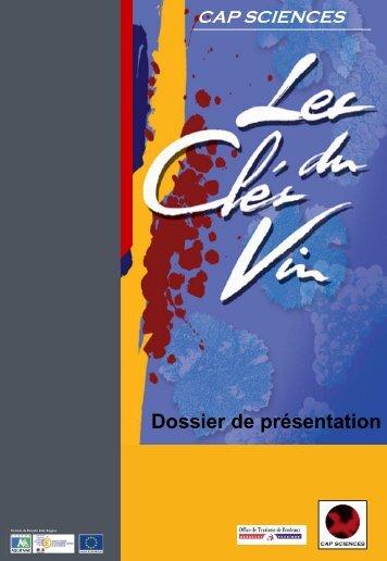 Les clés de la vinification - Cap Sciences