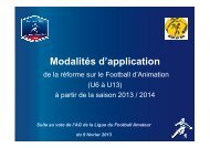 AG Techniciens Monts 2013
