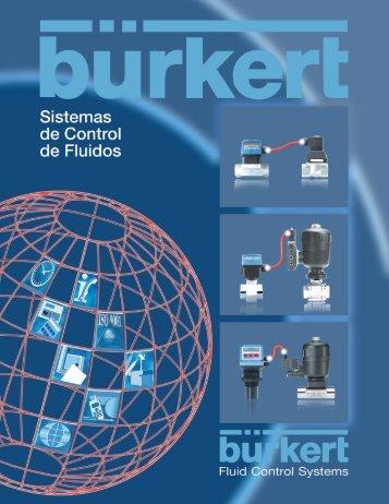 cuerpo de acero inoxidable - Bürkert Fluid Control Systems