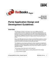 IBM Informix Developer's Handbook - IBM Redbooks