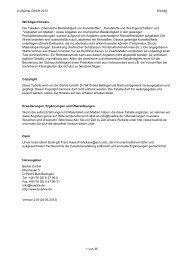 Chemische Beständigkeit - Bürkle GmbH