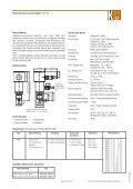 Elektronischer Druckschalter - Kobold Messring GmbH - Page 2