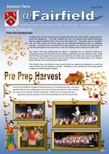 Fairfield369 - Fairfield Preparatory School