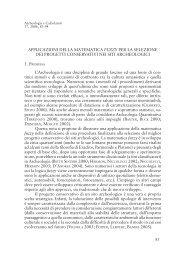 APPLICAZIONI DELLA MATEMATICA FUZZY PER LA SELEZIONE ...