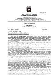 LATVIJAS REPUBLIKA KOCĒNU NOVADA DOME - Kocēnu novads