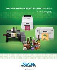 Label and POS Printers, Digital Presses and ... - Srdinfotech.com