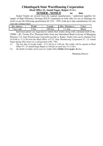 Cspdcl chhattisgarh tenders dating
