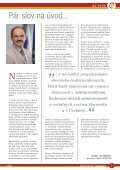 August 2007 - Ústredie práce, sociálnych vecí a rodiny - Page 3