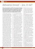 August 2007 - Ústredie práce, sociálnych vecí a rodiny - Page 6