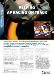 AP Racing - Objet Geometries