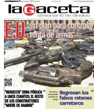 Regresan los falsos retenes carreteros - SEMANARIO LA GACETA
