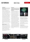 Nagroda EISA dla Yamaha MCS-1330 - AUDIO KLAN - Page 7