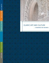 Islamic Art and Culture: a resource for teachers - National Gallery of Art