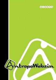 AntropoWebzin 2/2013 - Antropoweb - Západočeská univerzita v Plzni