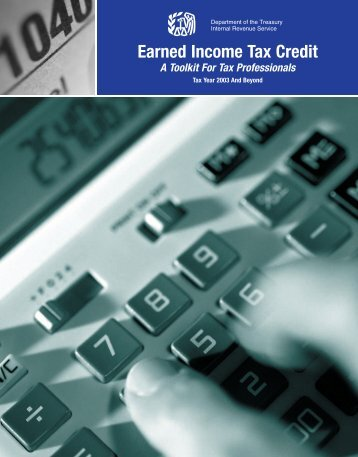 Earned Income Tax Credit - FormSend