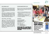 Project flyer as a PDF-File, 81kb - bfz-international
