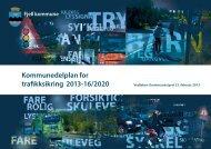 Kommunedelplan for trafikksikring 2013-16/2020 - Fjell kommune