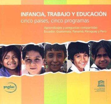 Libro UNESCO - Minisitios del Ministerio de Educación
