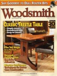Woodsmith #181.pdf - MetosExpo - Free