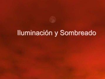 Iluminación y Sombreado - GIAA