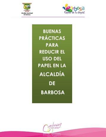 Descargar BUENAS PRÁCTICAS PARA REDUCIR EL ... - Barbosa