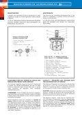 Regolatori di pressione alta pressione con blocco ... - Watts Industries - Page 4
