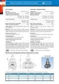 Regolatori di pressione alta pressione con blocco ... - Watts Industries - Page 6