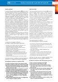 Regolatori di pressione alta pressione con blocco ... - Watts Industries - Page 7