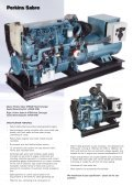 Marine Generating Sets 30 To 900 KVA - Page 4